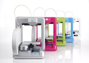 Cube 3D printers